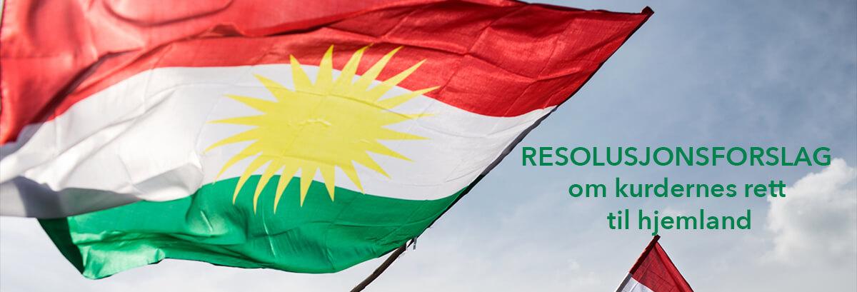 Kurdernes rett til hjermland