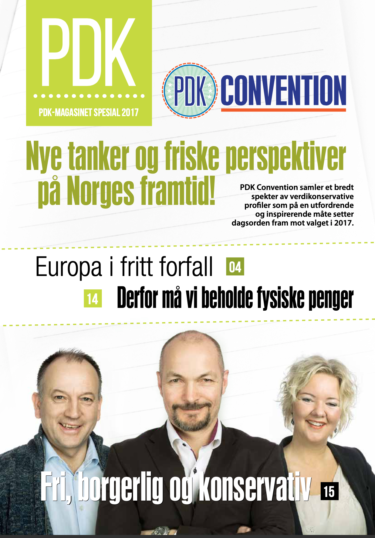 PDK Convention