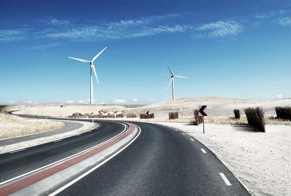 EI til videre utbygging av vindkraft